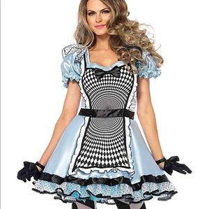 Alice in Wonderland Halloween costume - Large